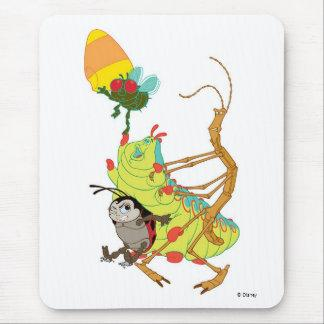 A Bug's Life Francis Heimlich Slim Fly Corn Disney Mouse Pad Zazzle_mousepad