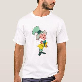 Alice in Wonderland Mad Hatter standing talking T-Shirt