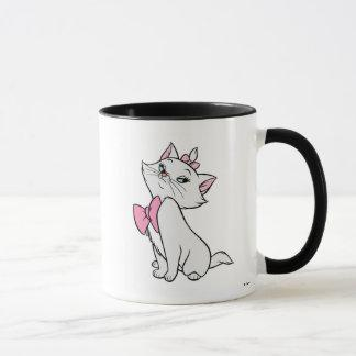 Aristocats Marie sitting with attitude Disney Mug