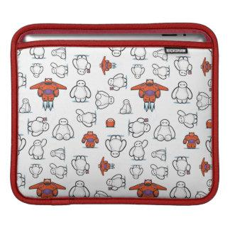 Baymax Suit Pattern iPad Sleeve Rickshaw_sleeve