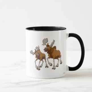 Brother Bear Rutt and Tuke walking Disney Mug