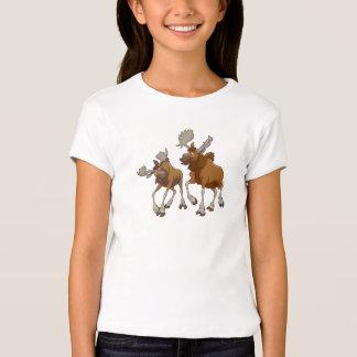 Brother Bear Rutt and Tuke walking Disney T-Shirt