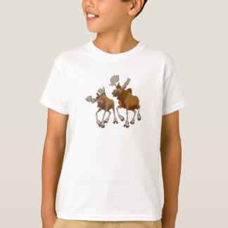 Brother Bear Rutt and Tuke walking Disney T-Shirt Zazzle_shirt