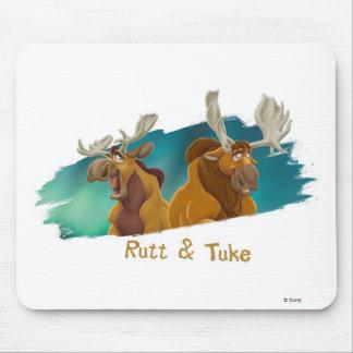 Brother Bear Rutt & Tuke moose Disney Mouse Pad