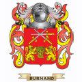 Burnand Coat of Arms (Family Crest)