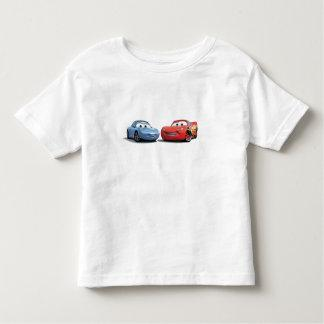 Cars Lighting McQueen and Sally Disney T Shirt