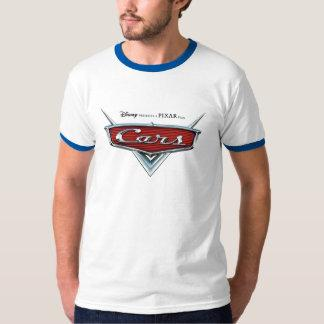 Cars Official Movie Logo Disney T-Shirt