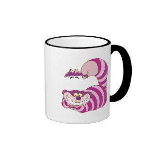 Cheshire Cat Disney Ringer Mug Zazzle_mug