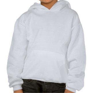 Cute Aristocats White and Pink Cat Disney Hooded Pullover Zazzle_shirt