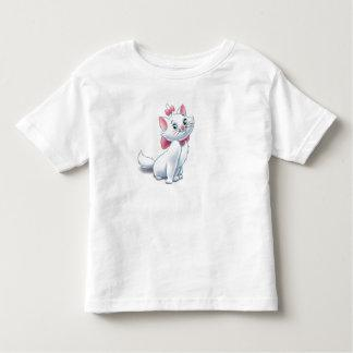 Cute Aristocats White and Pink Cat Disney Toddler T-shirt Zazzle_shirt
