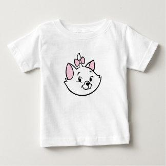 Cute Marie Cat Smiling Disney Baby T-Shirt Zazzle_shirt