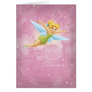 Delicate Purple Bordered Disney Card