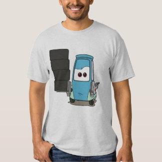 Disney Cars Guido Standing T Shirt Zazzle_shirt