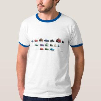 Disney Cars Lineup T-Shirt