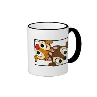 Disney Chip 'n' Dale Ringer Mug Zazzle_mug