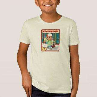 Disney Handy Manny and Tools T-Shirt Zazzle_shirt