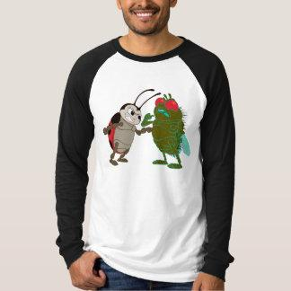 Francis and P.T. Flea Disney Tee Shirt