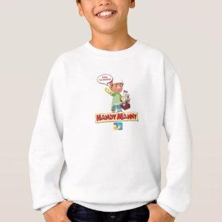 Handy Manny Disney Sweatshirt Zazzle_shirt