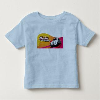 Herbie the Love 53 Fully Loaded retro Disney Toddler T-shirt Zazzle_shirt