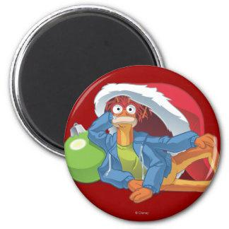 Holiday Pepe 2 Fridge Magnets
