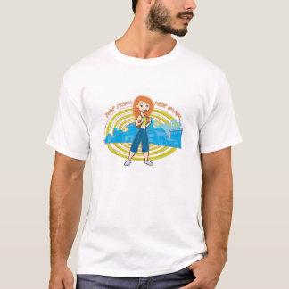 Kim Possible Logo Disney T-Shirt