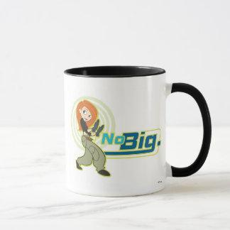 "Kim Possible ""No Big"" Disney Mug"