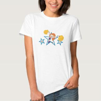 Kim Possible's Kim Cheering Disney T Shirt