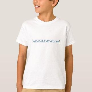 Kimmunicator Text Disney T-Shirt