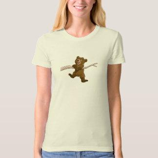 Koda Disney T Shirt Zazzle_shirt