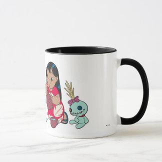 Lilo and Stitch Tea Party Mug