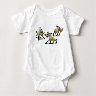 Lion King Hyenas Disney Baby Bodysuit