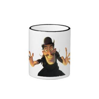 Meet the Robinsons' Bowler Hat Guy Disney Mug