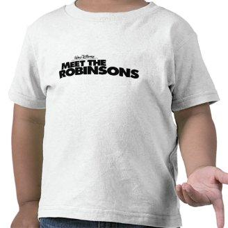 Meet The Robinsons Logo Disney Shirts