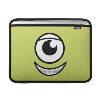 Mike Face MacBook Sleeves