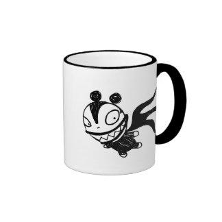 Nightmare Before Christmas Ringer Coffee Mug