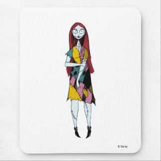 Nightmare Before Christmas Sally standing Mousepad