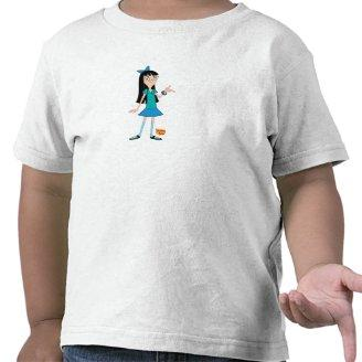 Phineas and Ferb's Stacy Disney Tees