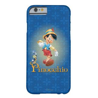 Pinocchio with Jiminy Cricket 2 iPhone 6 Case