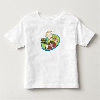Ron and Rufus Disney Toddler T-shirt
