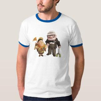 Russell and Carl from Disney Pixar UP! Tee Shirt