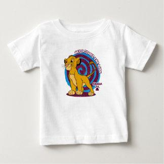 Simba Stands Proud Disney Tee Shirts Zazzle_shirt