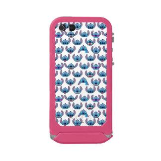 Stitch Emoji Pattern Incipio ATLAS ID™ iPhone 5 Case