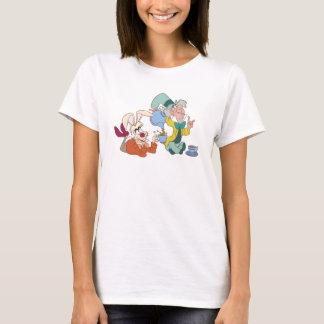 Tea Party with the Mad Hatter Disney T-Shirt Zazzle_shirt