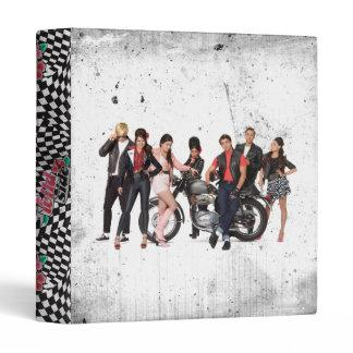 Teen Beach Group Shot 3 3 Ring Binder