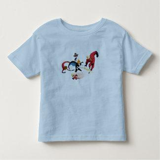 The Incredibles' Fighting Against Syndrome Disney Tees