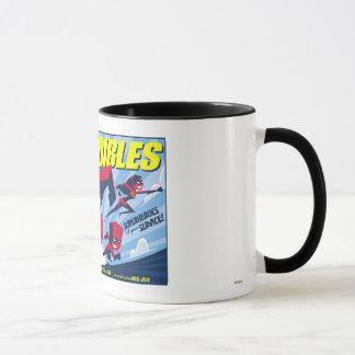 The Incredibles movie poster Disney Mug