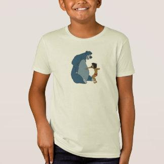 The Jungle Book Baloo and Mowgli Disney T-Shirt Zazzle_shirt