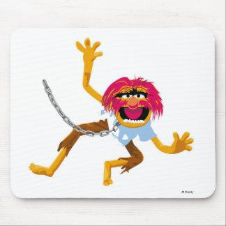 The Muppets Muppet in Collar and Chains Disney Mouse Pad