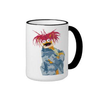 The Muppets Pepe standing Disney Ringer Coffee Mug