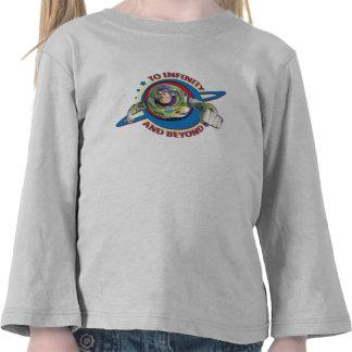To Infinity and Beyond Logo Disney T Shirts